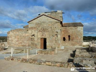 Carcavas Castrejón,Santa María de Melque; monasterio de veruela refugio elola ofertas viajes fin d